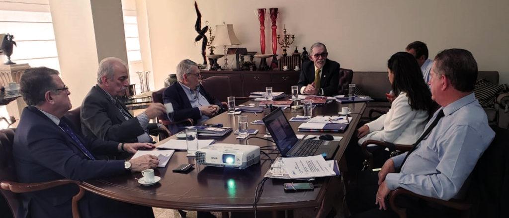 Reunião de Conselho